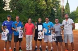 """IX тенис турнир за аматьори """"Св.Св. Константин и Елена Къп"""" 2017 се проведе в първите дни на юли"""