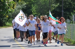 Варна отбеляза Международния олимпийски ден с крос на Алеята на спортната слава