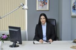 Ивелина Кънчева-Шабан-изп.директор на Холдинг Варна АД