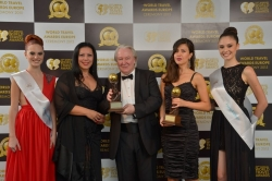 """Хотел-галерия """"Графит"""" с два нови Оскара в сферата на туризма за 2015г."""