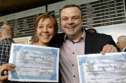 """""""Клуб Инвестор"""" с награда от Асоциацията на българските авиокомпании"""